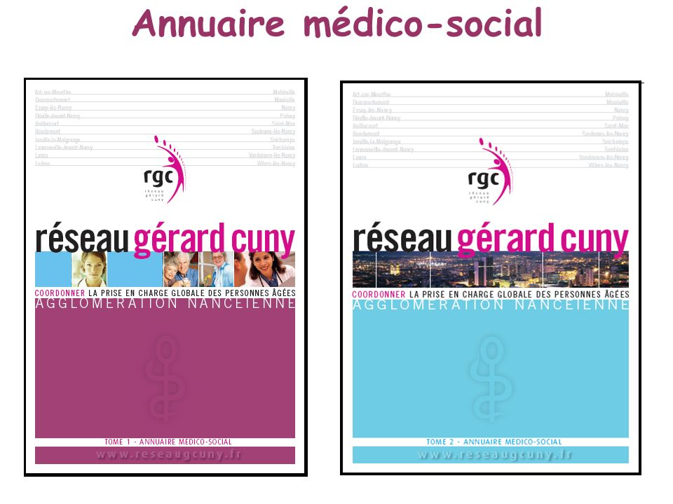 Annuaire médico-social