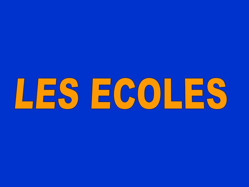 LES ECOLES