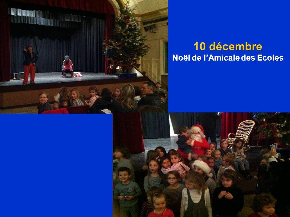 Noël de l'Amicale des Ecoles