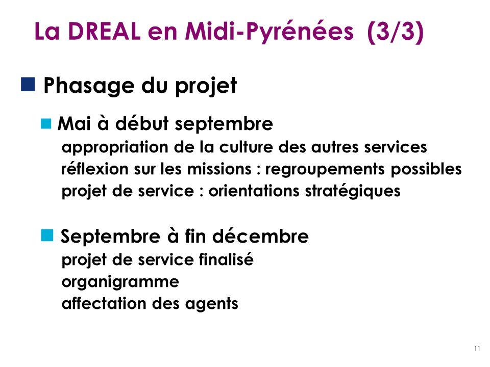 La DREAL en Midi-Pyrénées (3/3)