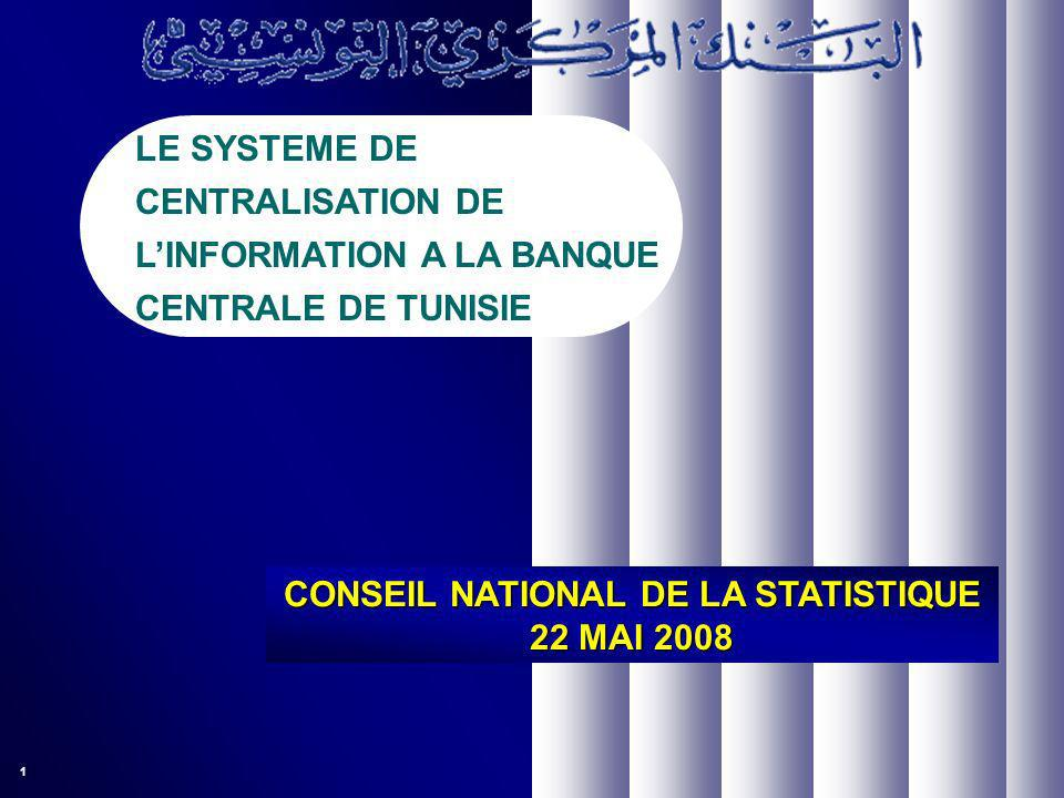 CONSEIL NATIONAL DE LA STATISTIQUE