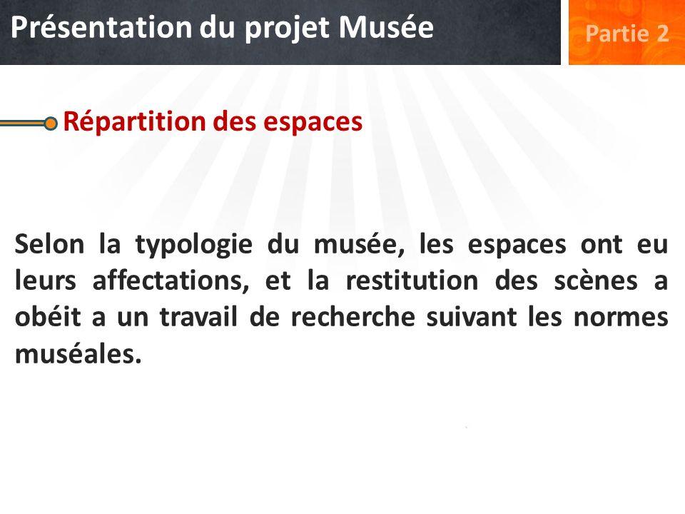 Présentation du projet Musée