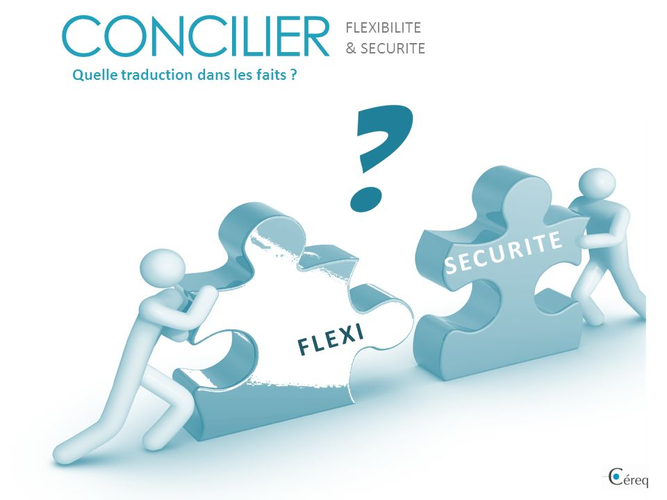 CONCILIER SECURITE FLEXI FLEXIBILITE & SECURITE