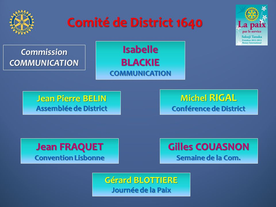 Conférence de District