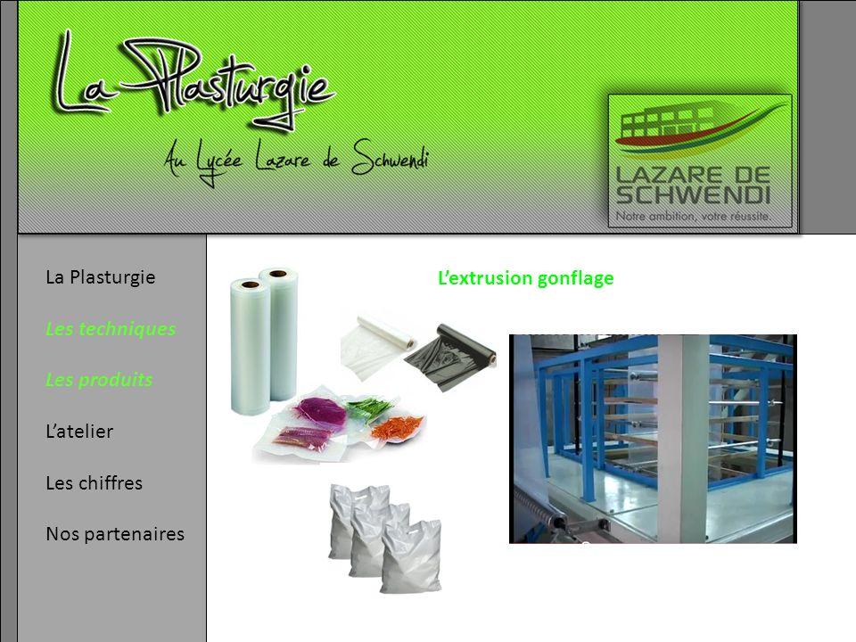 La Plasturgie Les techniques. Les produits. L'atelier.