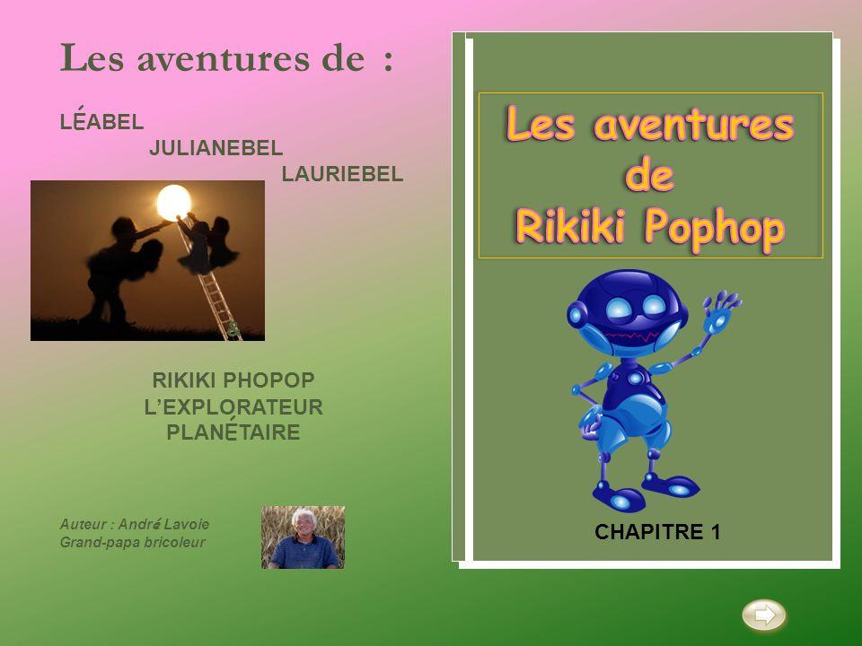 Les aventures de Rikiki Pophop