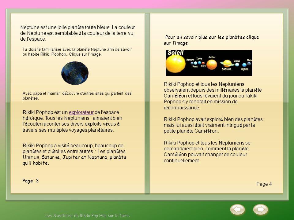 Pour en savoir plus sur les planètes clique sur l'image