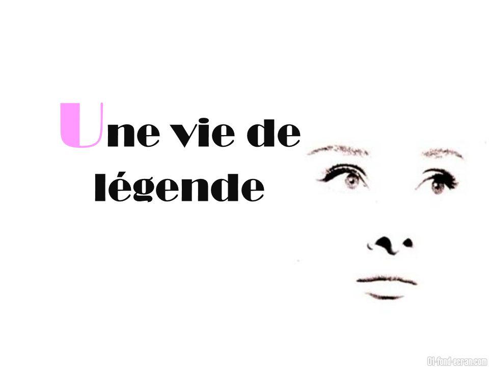 Une vie de légende