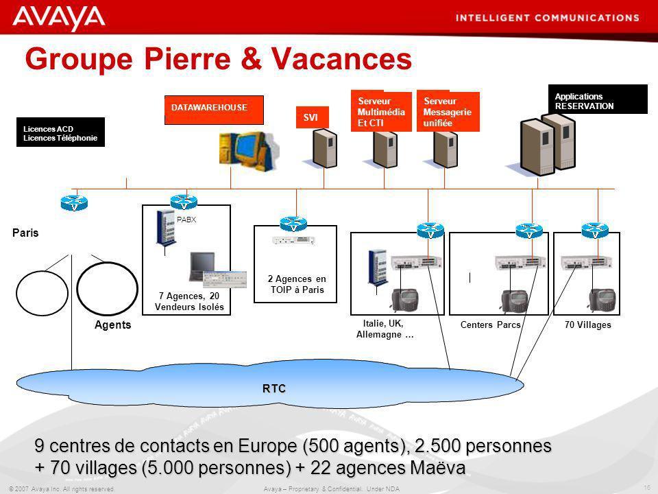Groupe Pierre & Vacances