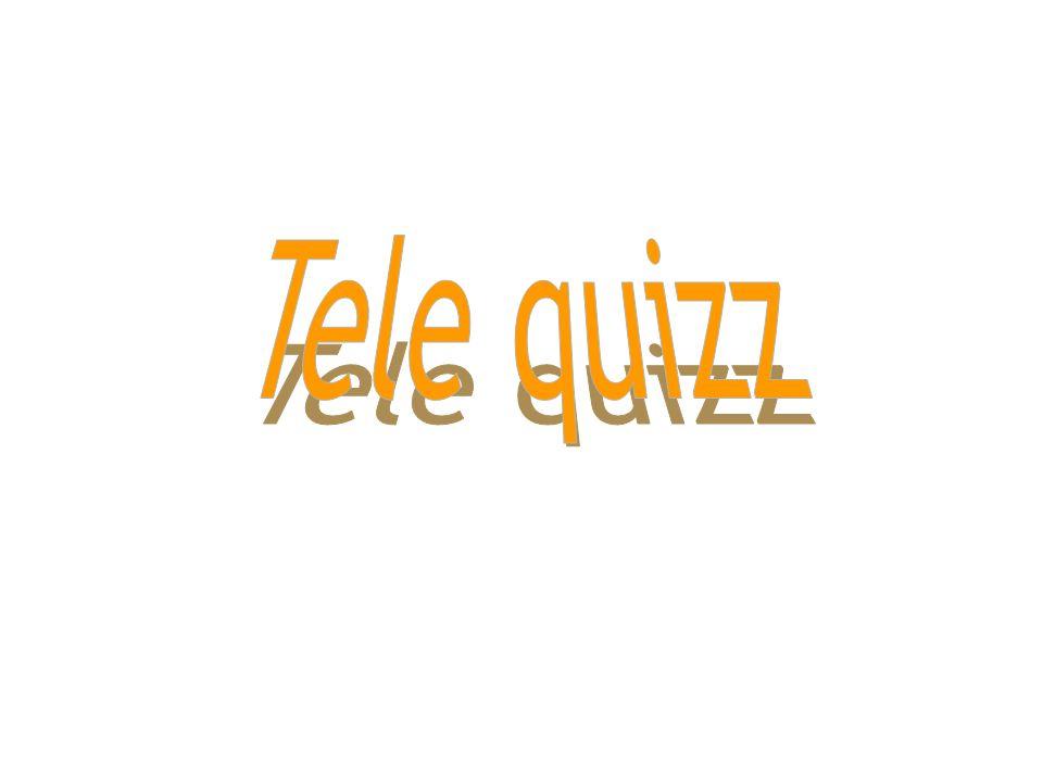 Tele quizz