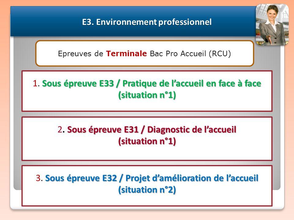 Formation Baccalauréat Professionnel Accueil (RCU)