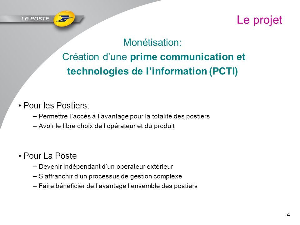 technologies de l'information (PCTI)