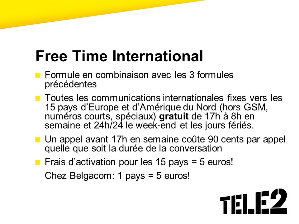 Free Time International