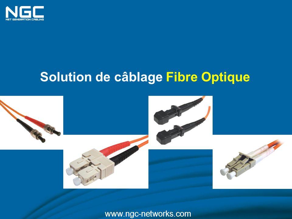 Solution de câblage Fibre Optique