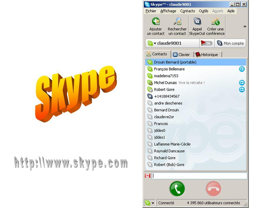 Skype http:\\www.skype.com Skype