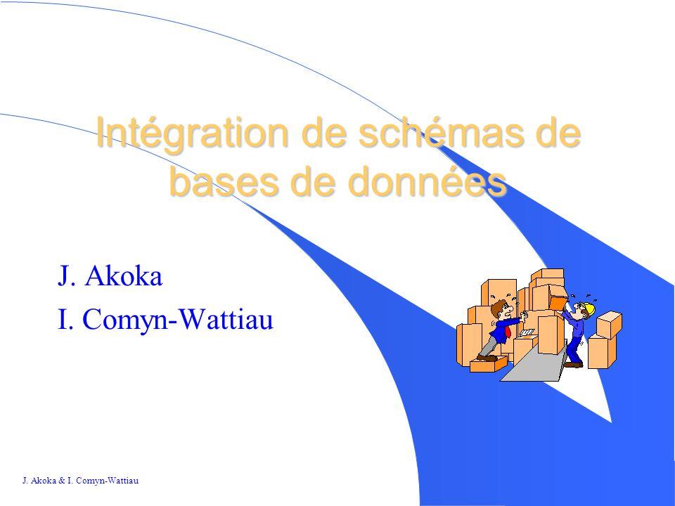 Intégration de schémas de bases de données