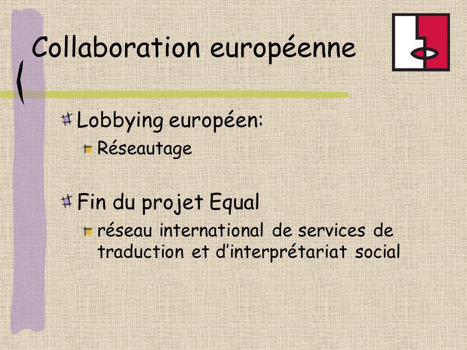 Collaboration européenne