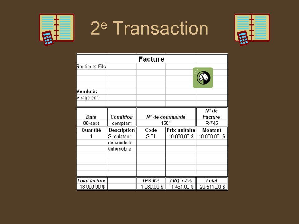 2e Transaction