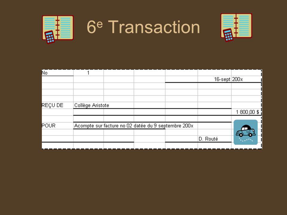6e Transaction