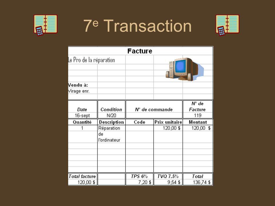 7e Transaction