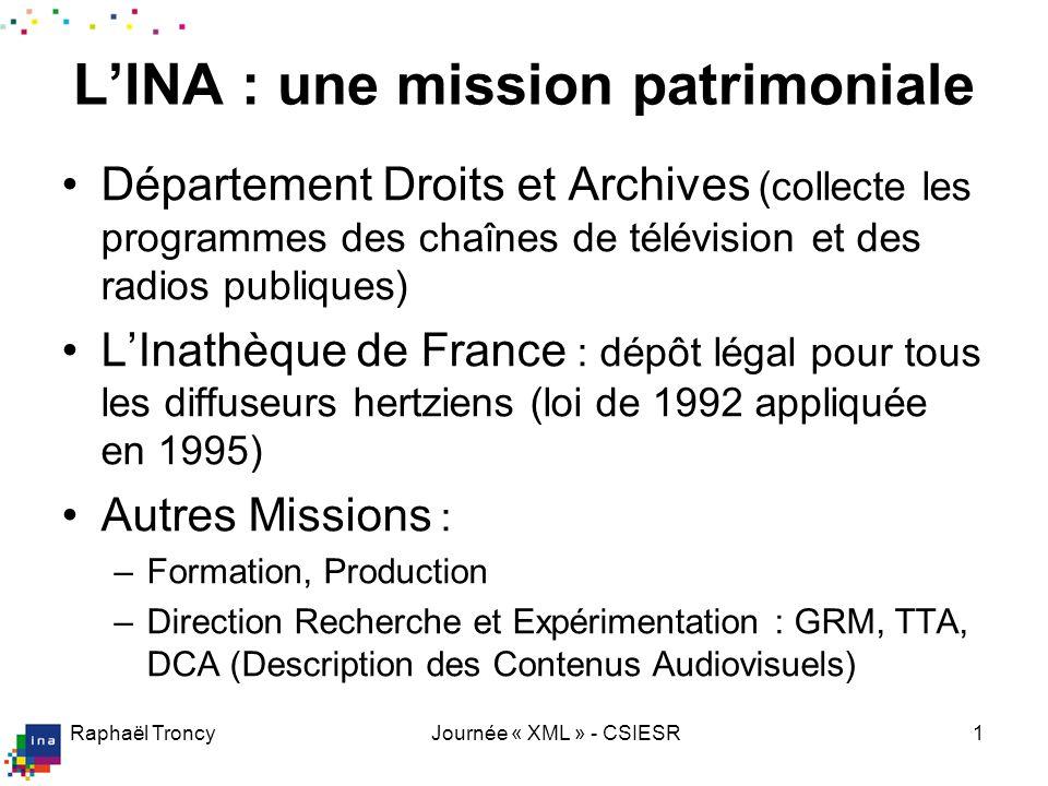 Département Droits et Archives
