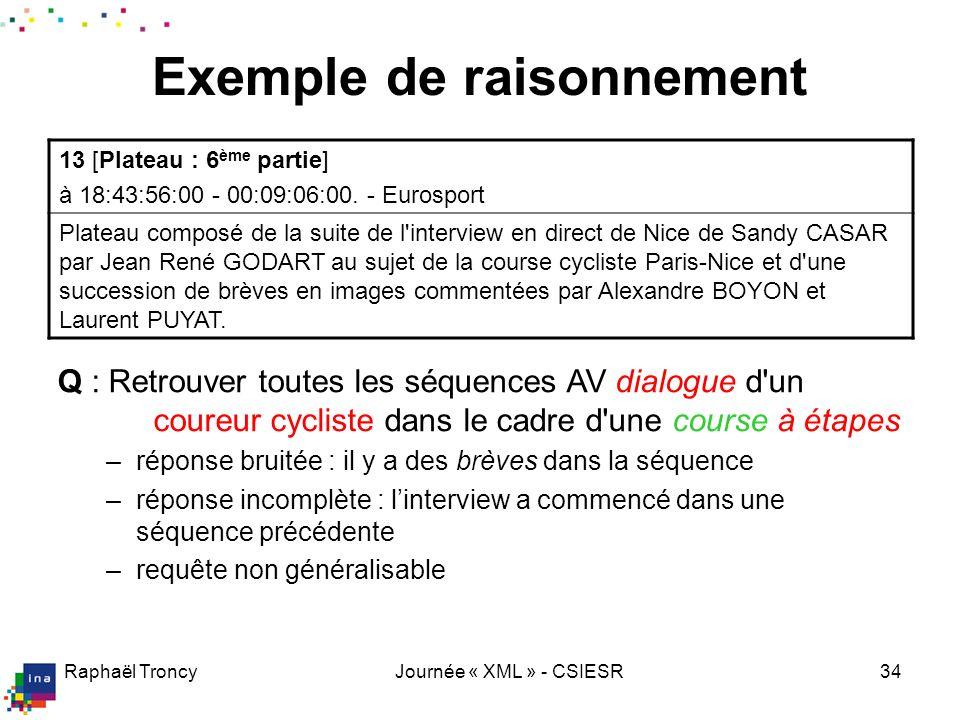 Du thesaurus aux ontologies