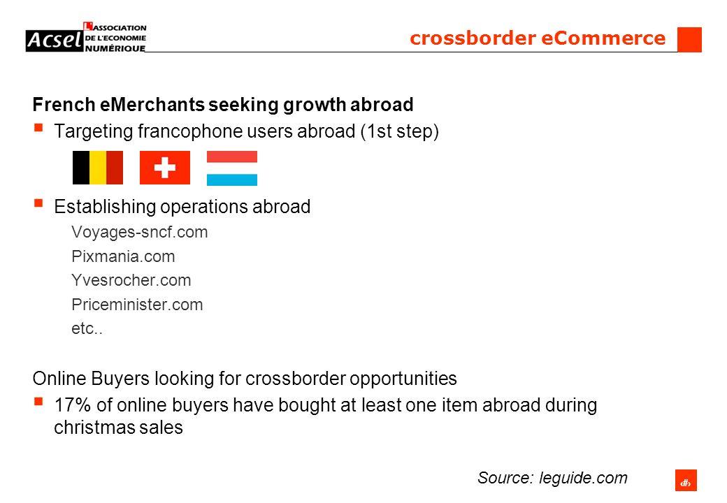 crossborder eCommerce