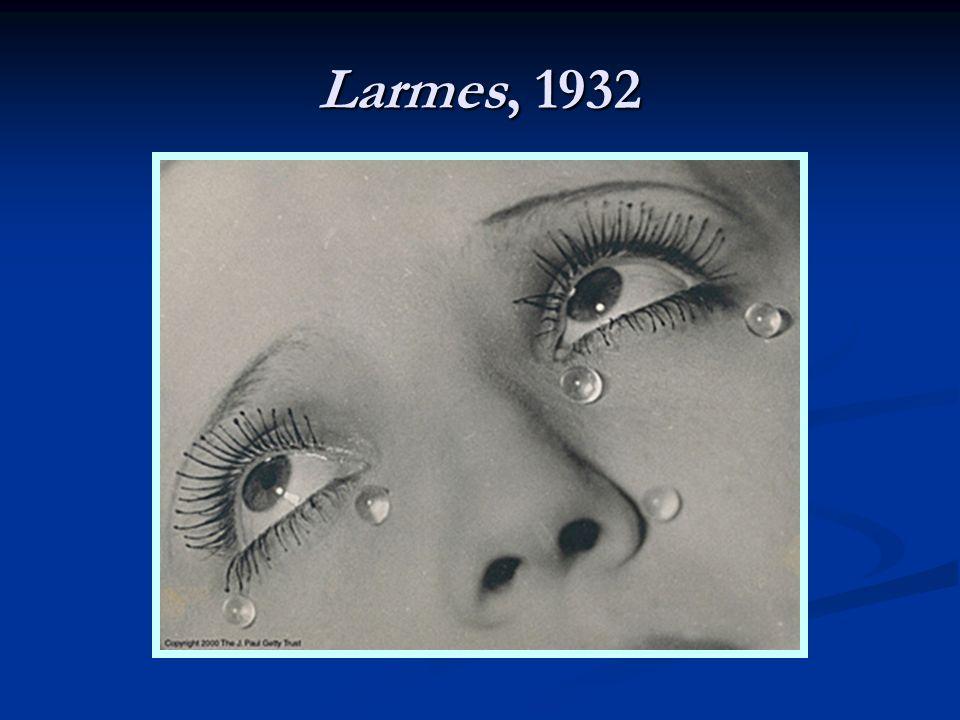 Larmes, 1932