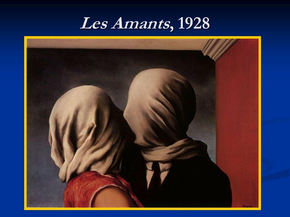 Les Amants, 1928