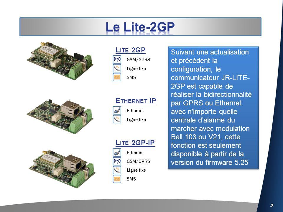 Le Lite-2GP LITE 2GP.