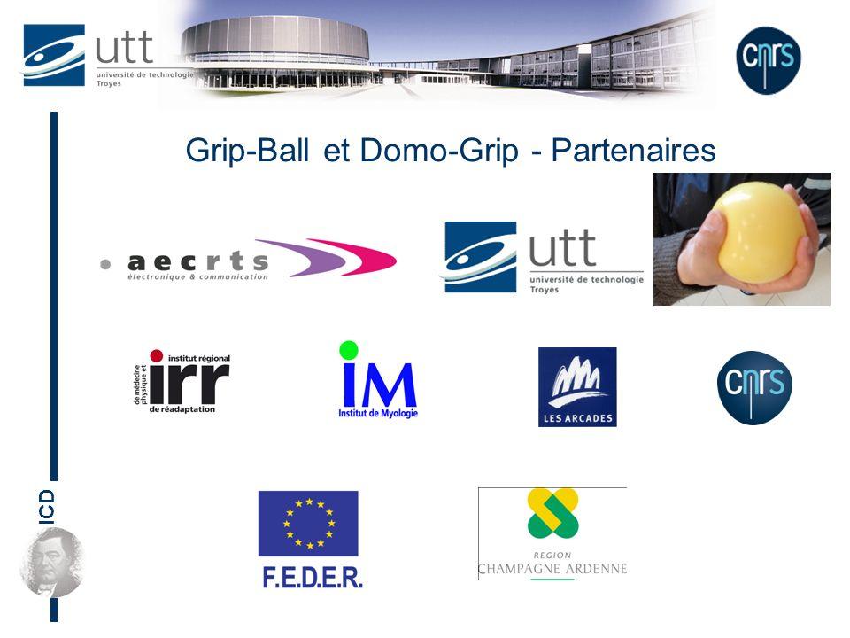 Grip-Ball et Domo-Grip - Partenaires