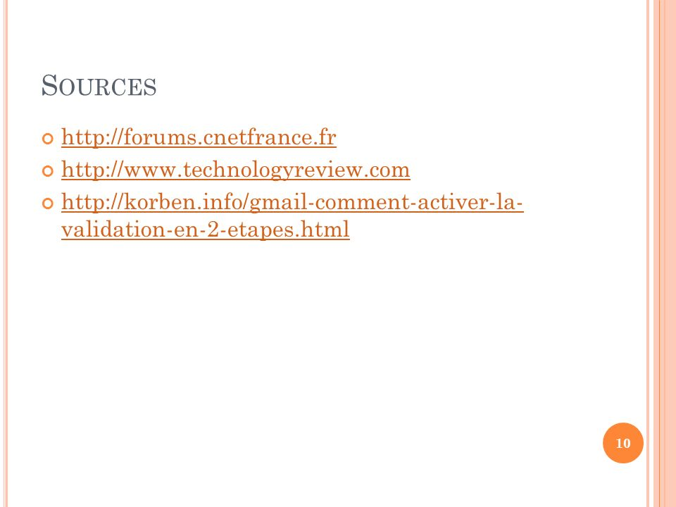 Sources http://forums.cnetfrance.fr http://www.technologyreview.com