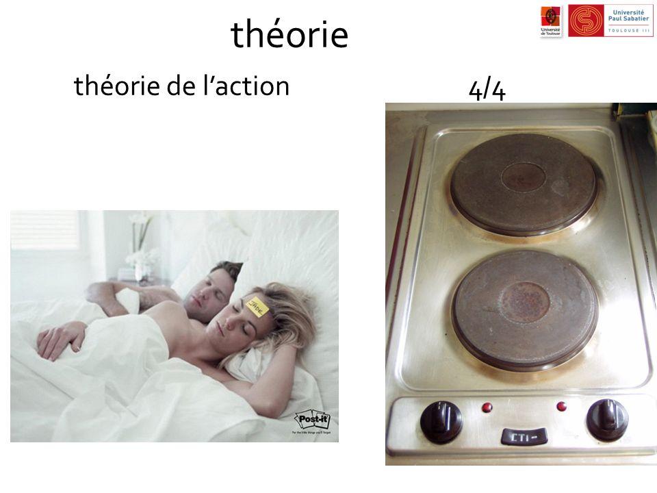 théorie théorie de l'action 4/4