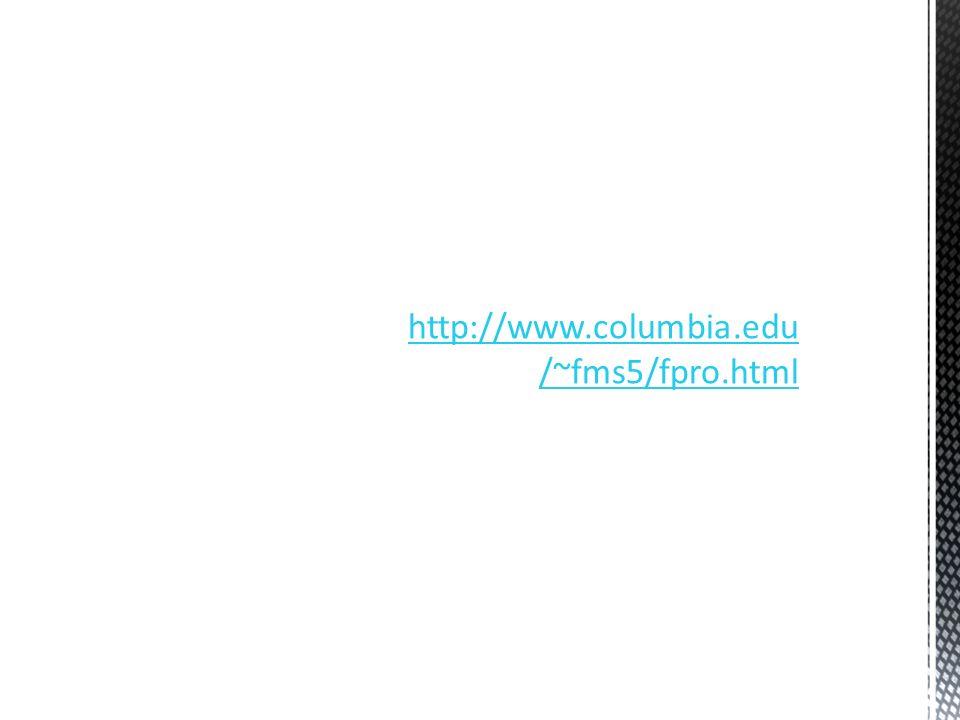 http://www.columbia.edu/~fms5/fpro.html