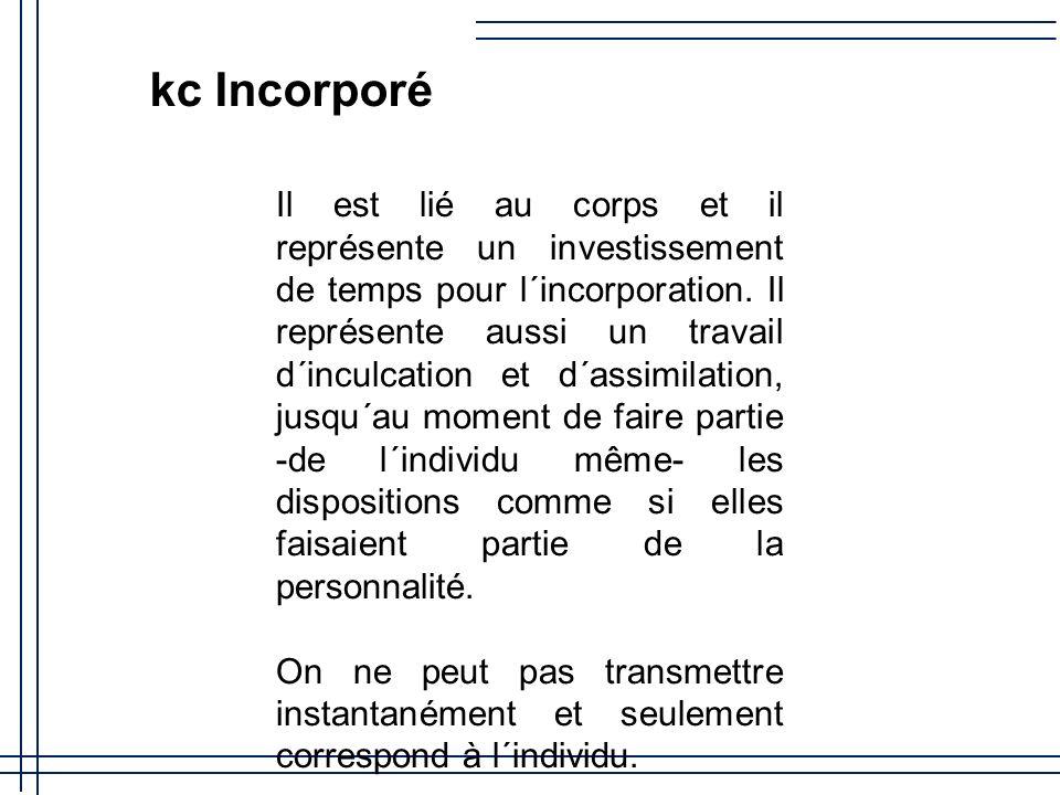 kc Incorporé