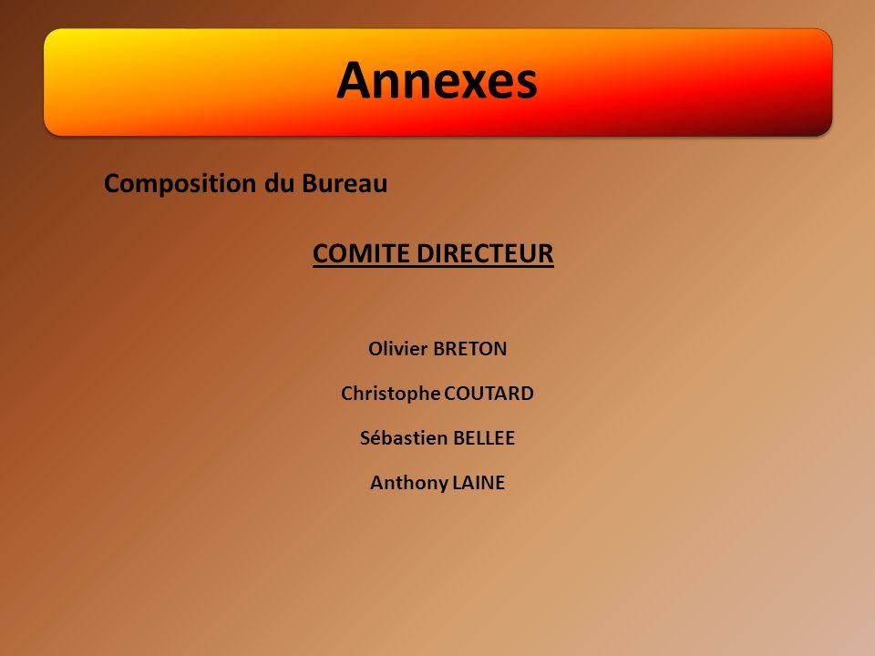 Olivier BRETON Christophe COUTARD Sébastien BELLEE Anthony LAINE