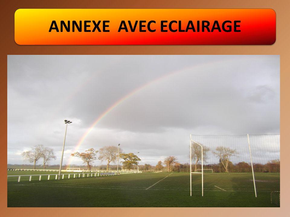 ANNEXE AVEC ECLAIRAGE