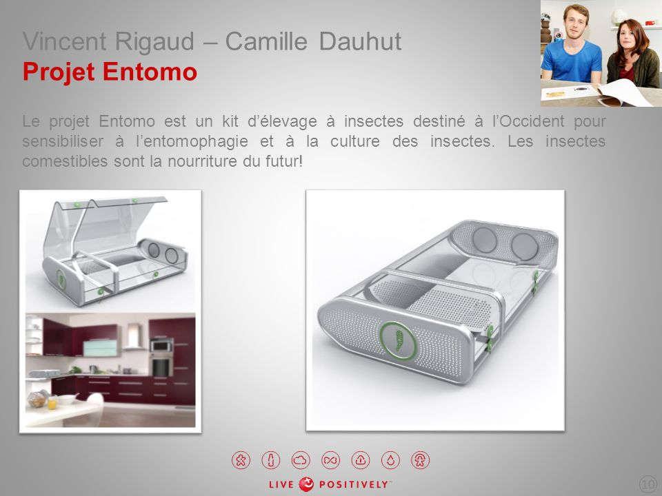 Vincent Rigaud – Camille Dauhut Projet Entomo