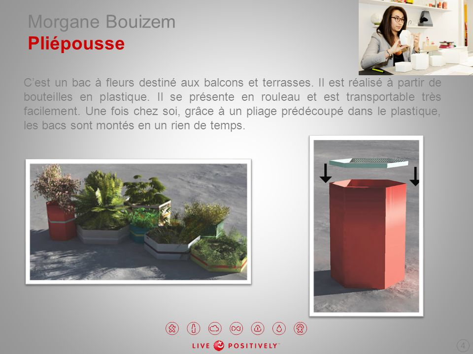Morgane Bouizem Pliépousse