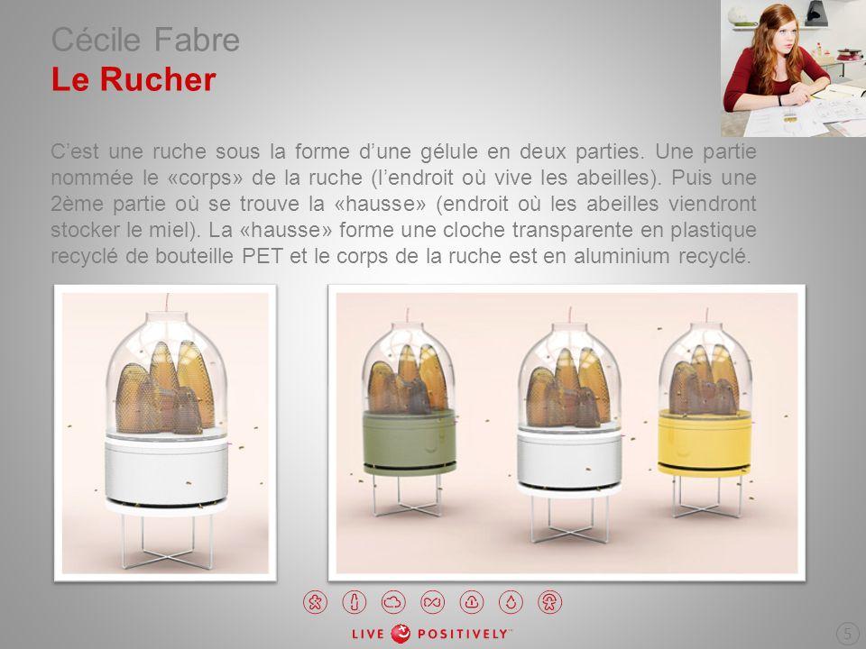 Cécile Fabre Le Rucher
