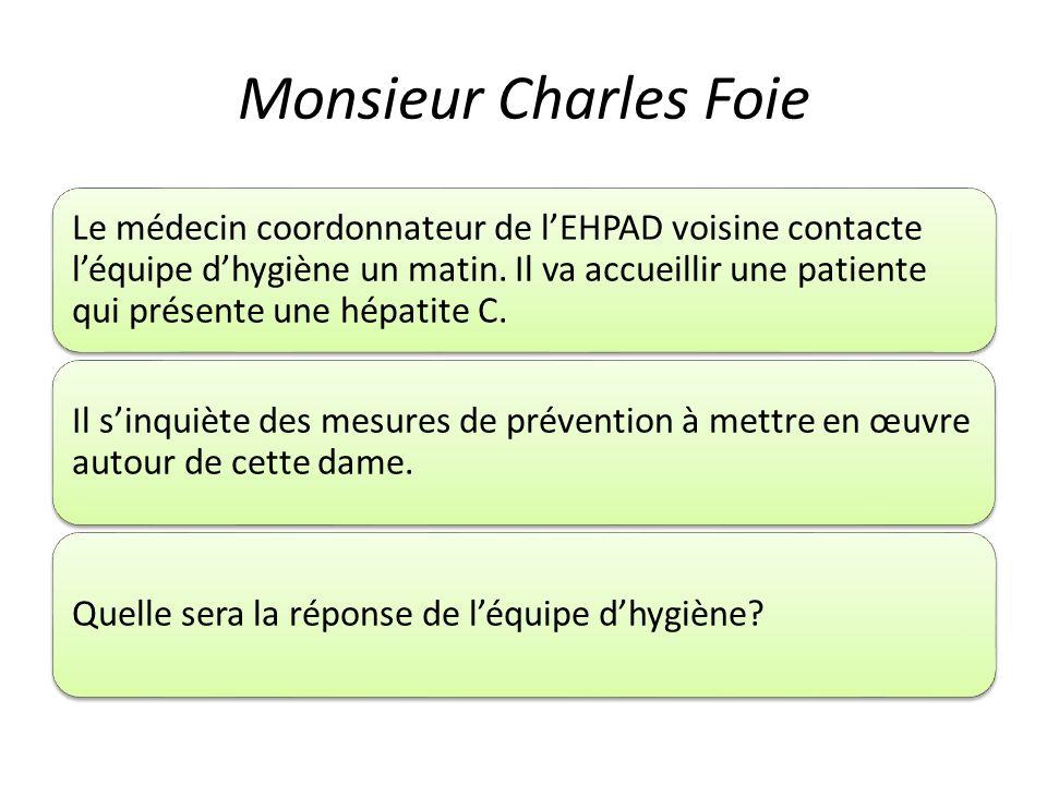Monsieur Charles Foie