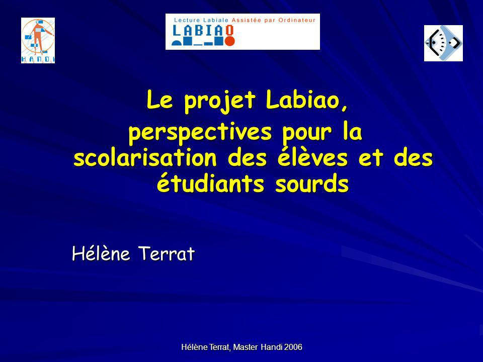 perspectives pour la scolarisation des élèves et des étudiants sourds