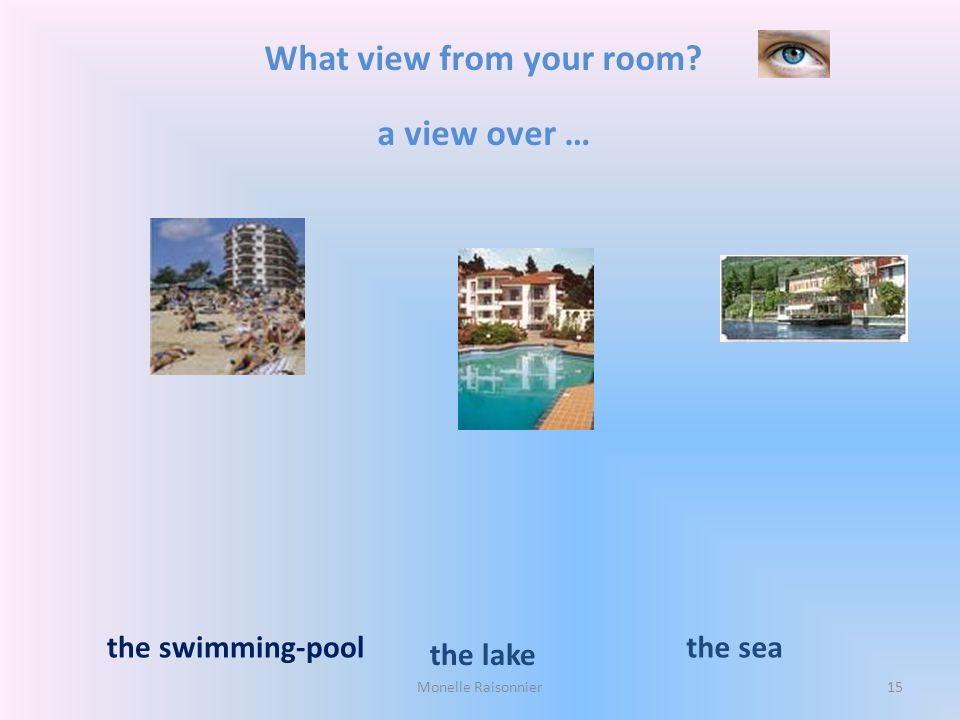 What view from your room