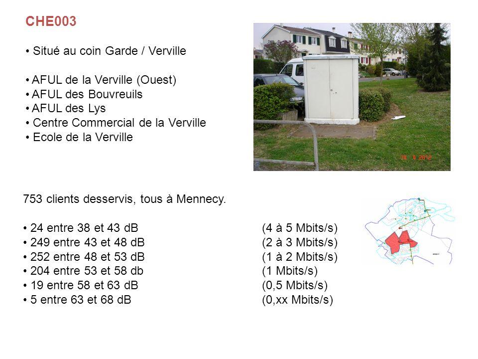 CHE003 Situé au coin Garde / Verville AFUL de la Verville (Ouest)