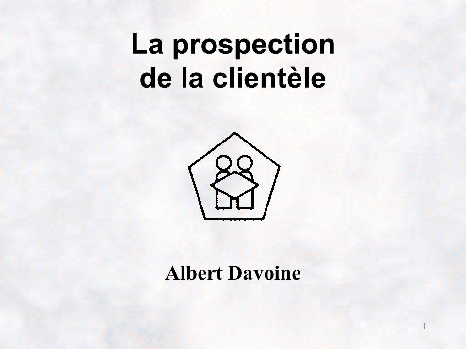 La prospection de la clientèle