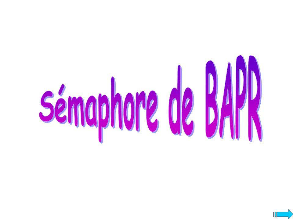 Sémaphore de BAPR
