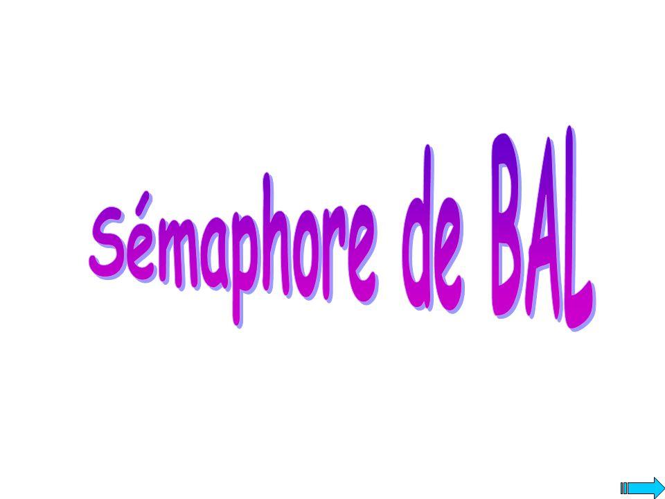 Sémaphore de BAL
