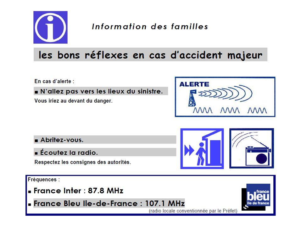 Information des familles