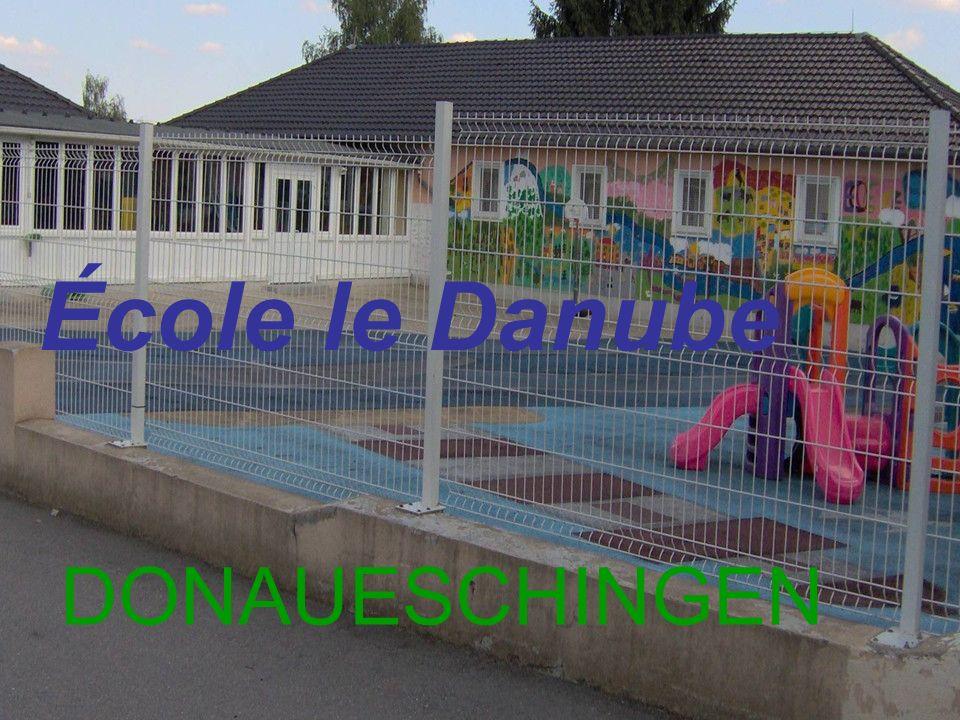 École le Danube DONAUESCHINGEN