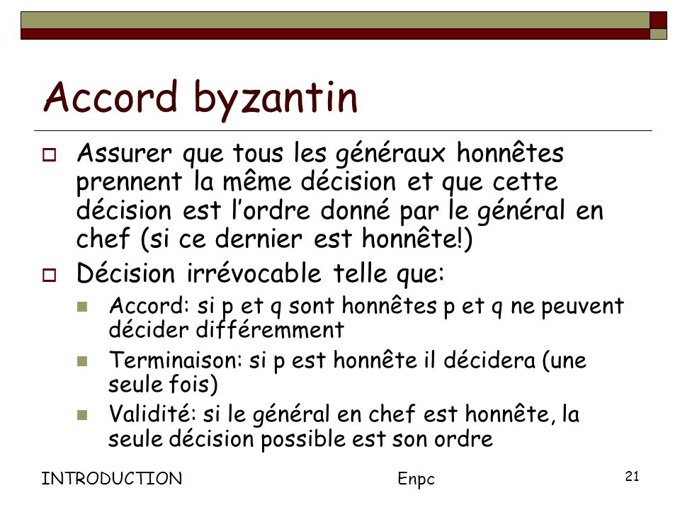 Accord byzantin